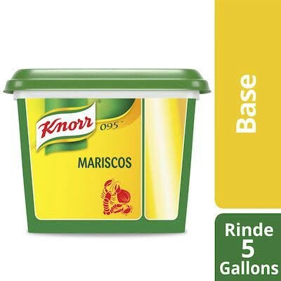 Knorr® Professional 095 Seafood Base 6 x 1 lb -