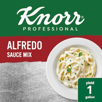 Knorr® Professional Alfredo Sauce Mix 4 x 1 lb -