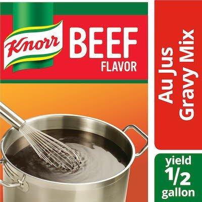 Knorr® Professional Au Jus Beef Gravy Mix 12 x 3.7 oz -