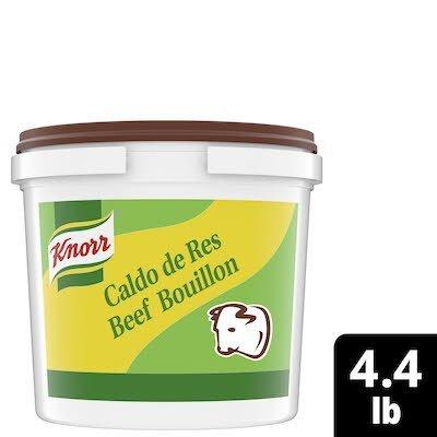 Knorr® Professional Caldo de Res/Beef Bouillon 4 x 4.4 lb -