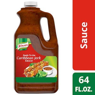 Knorr® Professional Caribbean Jerk Sauce 4 x 0.5 gal -