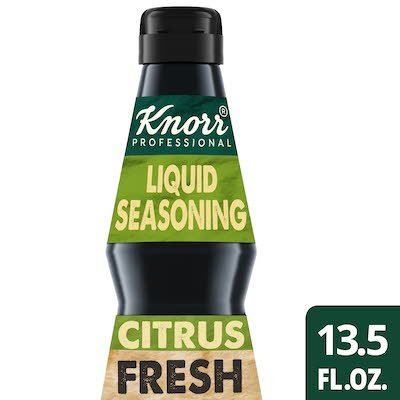 Knorr® Professional Intense Flavors Citrus Fresh 4 x 13.5 oz -