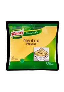 Knorr® Professional Neutral Mousse 10 x 5.8 oz -