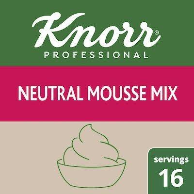 Knorr® Professional Neutral Mousse 10 x 5.8 oz -