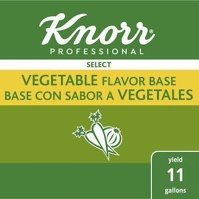 Knorr® Professional Select Vegetable Base Mix 6 x 1.82 lb -