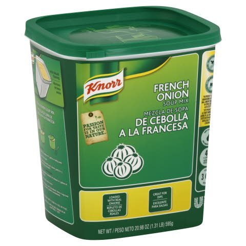 Knorr® Professional Soup Mix French Onion 20.98 ounces, 6 count -