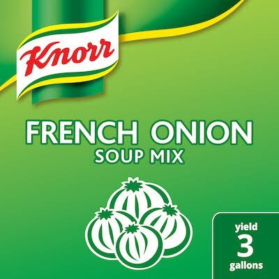 Knorr® Professional Soup Mix French Onion 6 x 20.98 oz -
