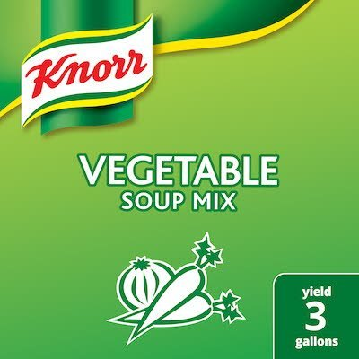 Knorr® Professional Soup Mix Vegetable 19.1 ounces, 6 count -