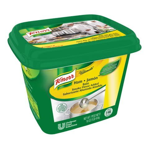 Knorr® Professional Ultimate Base Ham 1 pound, 6 count -