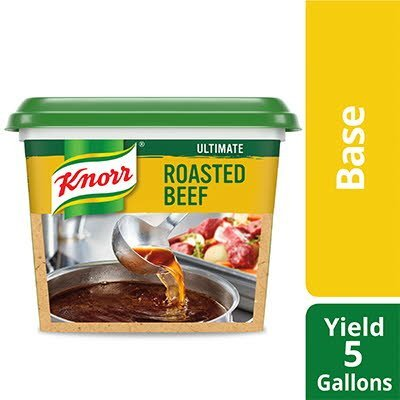 Knorr® Professional Ultimate Beef Bouillon Base 6 x 1 lb -