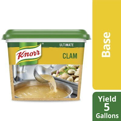 Knorr® Professional Ultimate Clam Bouillon Base 6 x 1 lb -