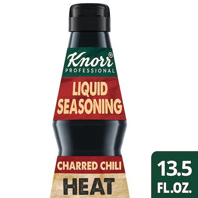 Knorr® Professional Ultimate Intense Flavors Charred Chili Heat 4 x 13.5 oz -