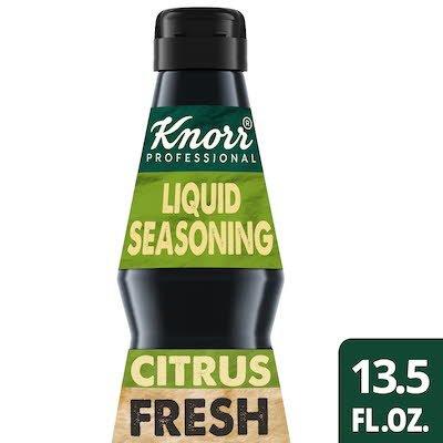 Knorr® Professional Ultimate Intense Flavors Citrus Fresh 4 x 13.5 oz -