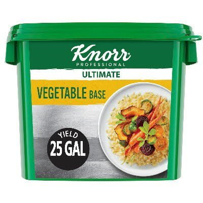 Knorr® Professional Ultimate Vegetable Gluten Free 4 x 5 lb -