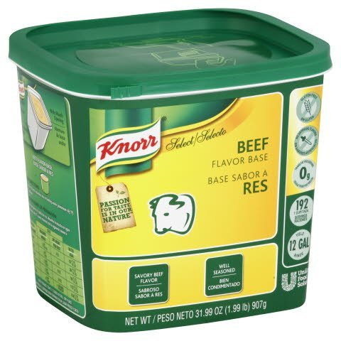 Knorr® Select Beef Select Base - CCC - 10048001376028