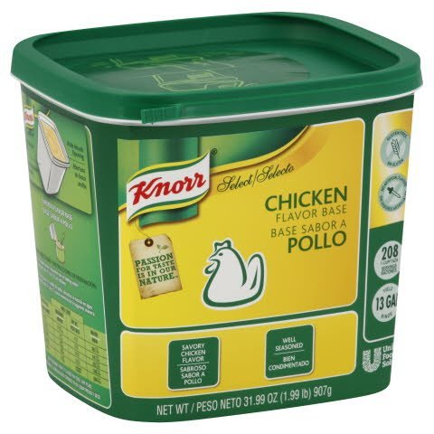 Knorr® Select Chicken Select Base - 10048001375670