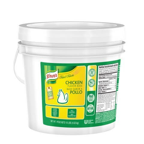 Knorr® Select Chicken Select Base Dry - 10048001393032