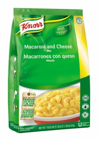 Knorr® Soup du Jour Mix Macaroni and Cheese 28.8 ounces, 4 count -