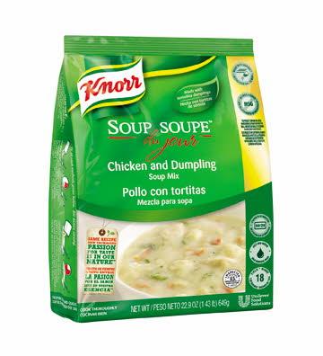 Knorr® Soup Du Jour SDJ CHKN DMPLG - 10048001241630