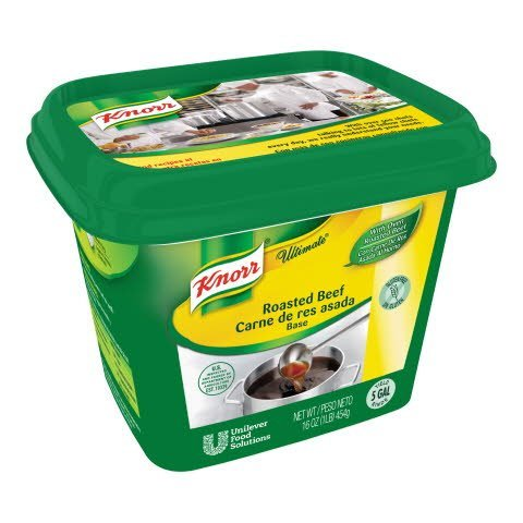 Knorr® Ultimate Base Beef Gluten Free 1 pound, 6 count