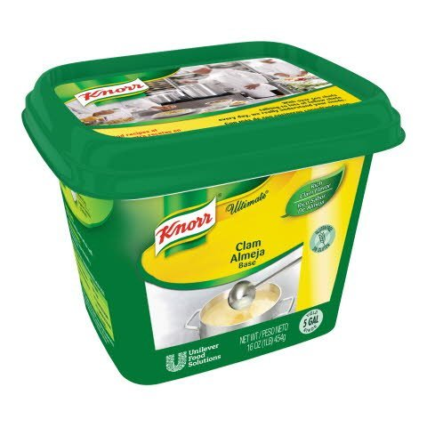 Knorr® Ultimate Base Clam Gluten Free 1 pound, 6 count -