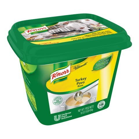 Knorr® Ultimate Base Turkey 1 pound, 6 count