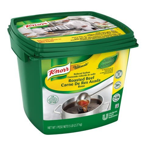 Knorr® Ultimate Beef Reduced Sodium - 10048001499857