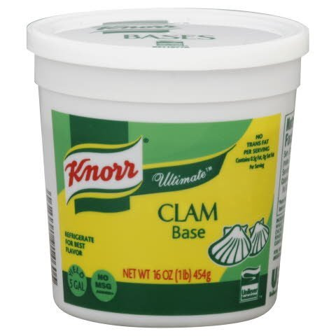 Knorr® Ultimate Clam Base - 10048001914602