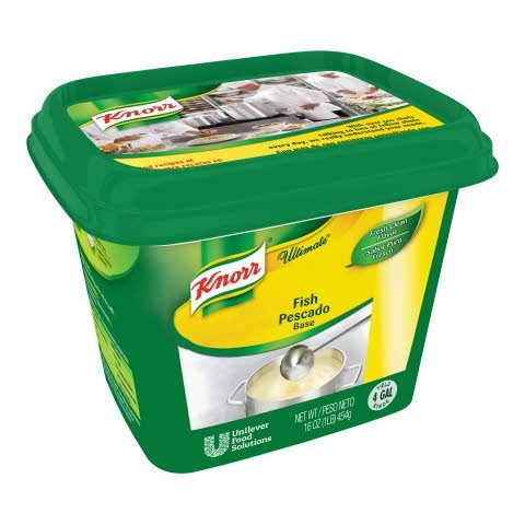 Knorr® Ultimate Fish - 10048001510200