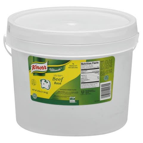 Knorr® Ultimate Gourmet Edge LS/50 Beef - 10048001204642