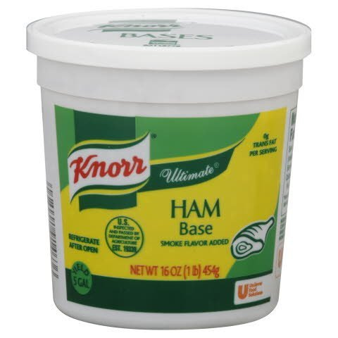 Knorr® Ultimate Ham Base - 10048001914633