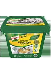 Knorr® Ultimate Roasted Chicken Base - 10048001914688