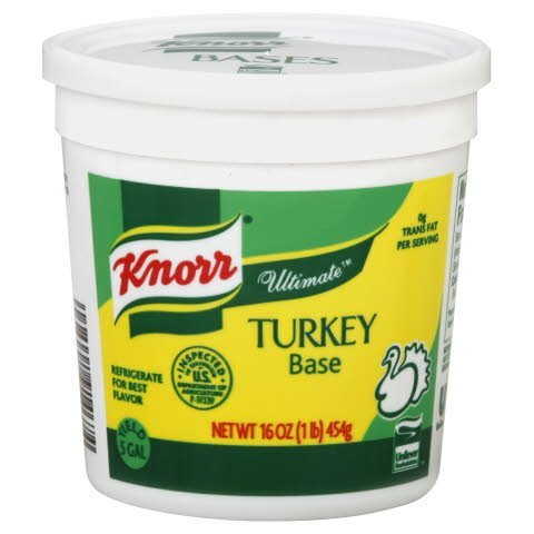 Knorr® Ultimate Turkey Base - 10048001914671