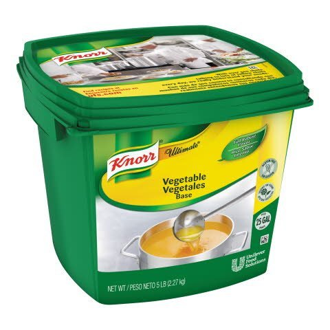 Knorr® Ultimate Vegetable Gluten Free - 10048001509907