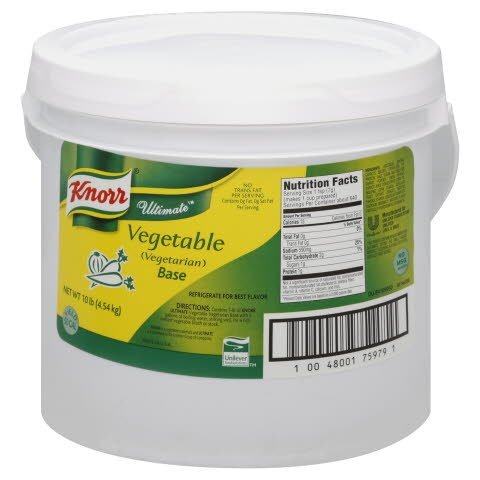 Knorr® Ultimate Vegetable Vegetarian - 10048001759791