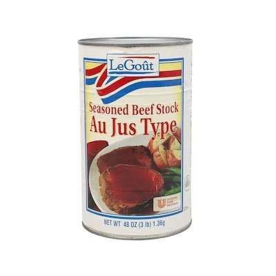 LeGout® Beef Heat & Serve Gravy 12 x 3 lb -