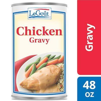 Legout® Gravy Mix Chicken 48 ounces, pack of 12 -