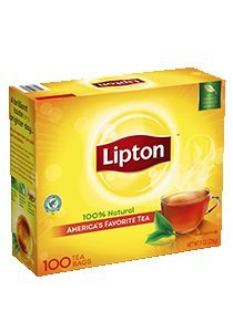 Lipton® Black Tea - 10041000002912