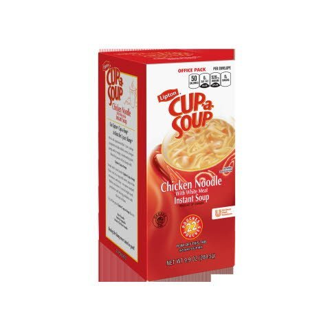 Lipton® Cup-a-Soup Chicken Noodle Instant SoupCup Of Soup - 10041000034876