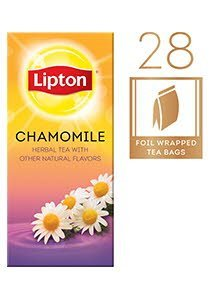 Lipton® Hot Tea Bags Chamomile 168 count