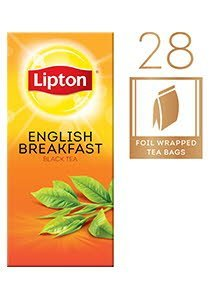 Lipton® Hot Tea Bags English Breakfast 168 count