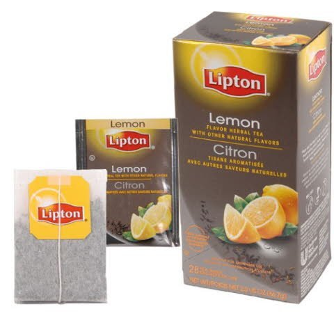 Lipton® Hot Tea Bags Lemon 168 count