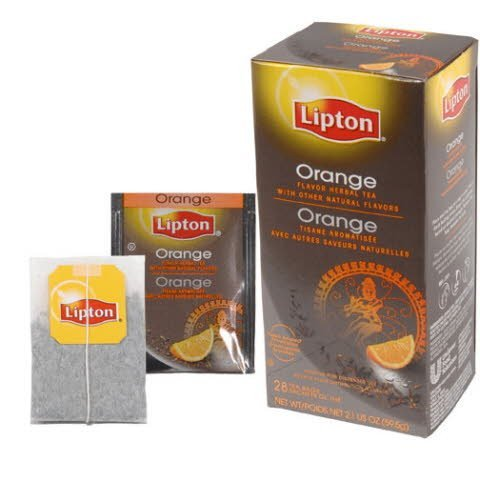Lipton® Orange Tea 168 count