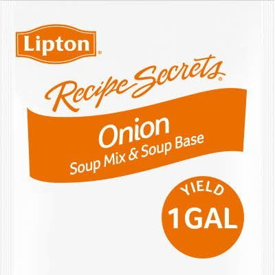 Lipton® Soup Mix Onion Soup Base 5.7 ounces, 12 count