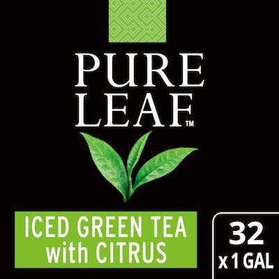 Pure Leaf® Iced Tea Green with Citrus 32 x 1 gal -