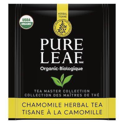 Pure Leaf® Organic Chamomile Herbal Hot Tea 6 x 20 bags -