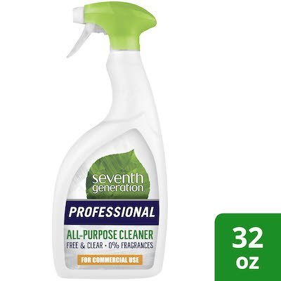 Seventh Generation Professional All Purpose Cleaner 32 oz x 8 -