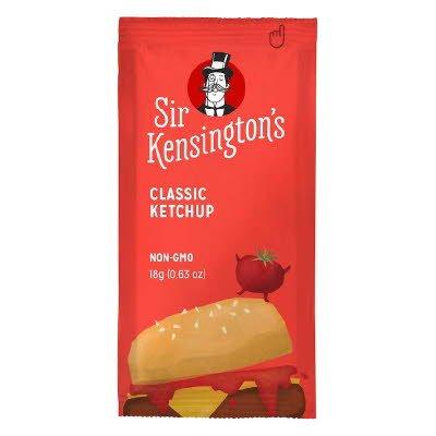 Sir Kensington's Classic Ketchup Classic 600 x 0.6 oz -