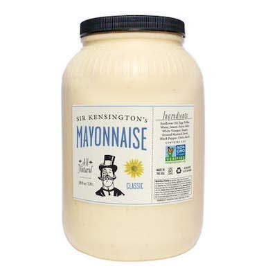 Sir Kensington's Classic Mayonnaise 4 x 1 gal -