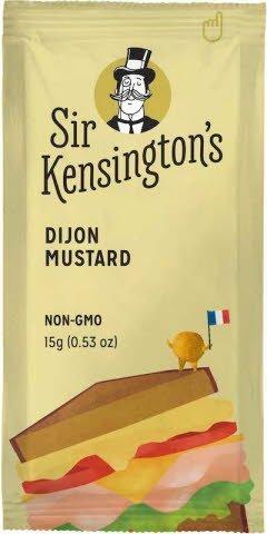 Sir Kensington's Dijon Mustard 600 x 0.5 oz -